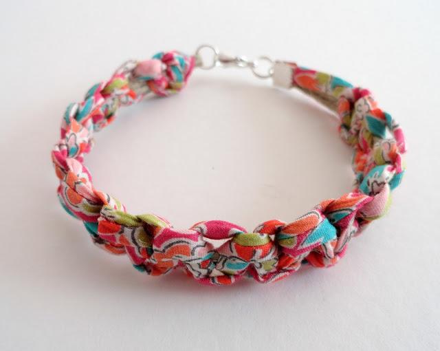 Découverte de la semaine : Jolis bracelets DIY