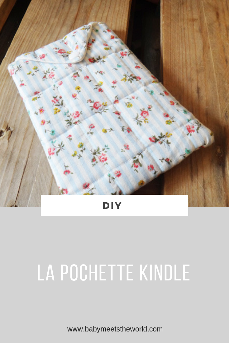 LA POCHETTE KINDLE