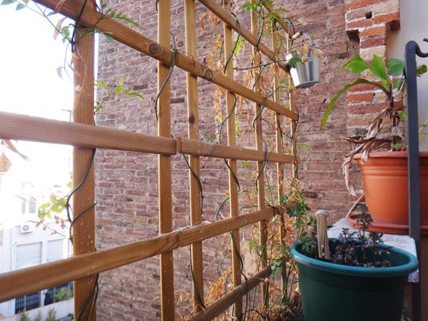 Une nouvelle terrasse avec des palettes  Une nouvelle terrasse avec des palettes  Une nouvelle terrasse avec des palettes  Une nouvelle terrasse avec des palettes