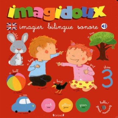 Initiations aux langues : sélection de comptines et imagiers