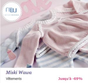 Des ventes privées pour les bébés ?