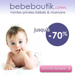 Des ventes privées pour les bébés ?  Des ventes privées pour les bébés ?