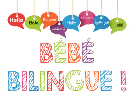 Un bébé bilingue !