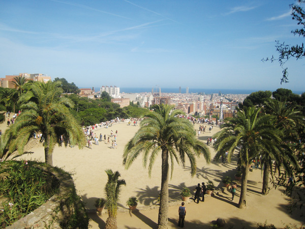 Petit budget à Barcelone