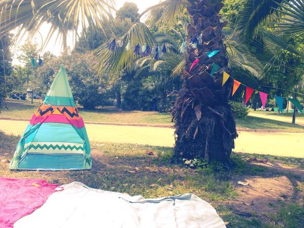 Fiesta party des deux ans !