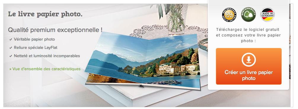 J'ai testé le livre papier photo myphotobook  J'ai testé le livre papier photo myphotobook
