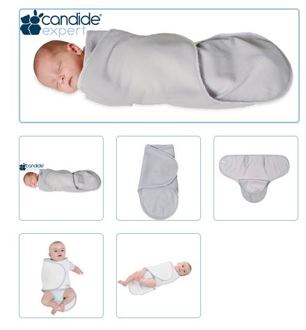 Le sommeil de bébé avec Candide