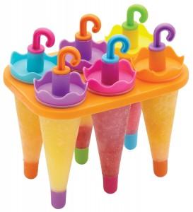 Goûter glacé