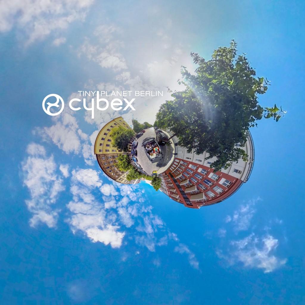 CYBEX - VIDEO TINY PLANET BERLIN