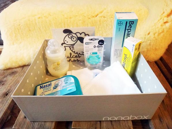 La nona box pour les futures mamans
