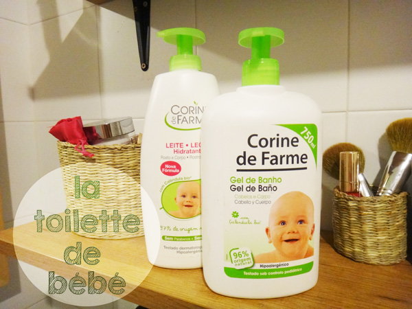 Corine de farme pour les bébés