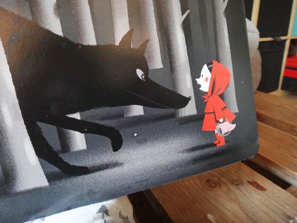 """""""A peur du loup"""" : ou comment aider bébé à gérer ses peurs  """"A peur du loup"""" : ou comment aider bébé à gérer ses peurs"""