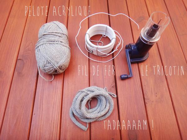 Se mettre au tricotin  Se mettre au tricotin