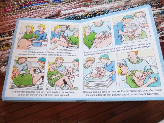 Préparer l'ainé à la venue du bébé  Préparer l'ainé à la venue du bébé  Préparer l'ainé à la venue du bébé  Préparer l'ainé à la venue du bébé