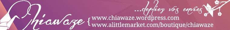 Le mobile renard en Quilling par Chiawaze