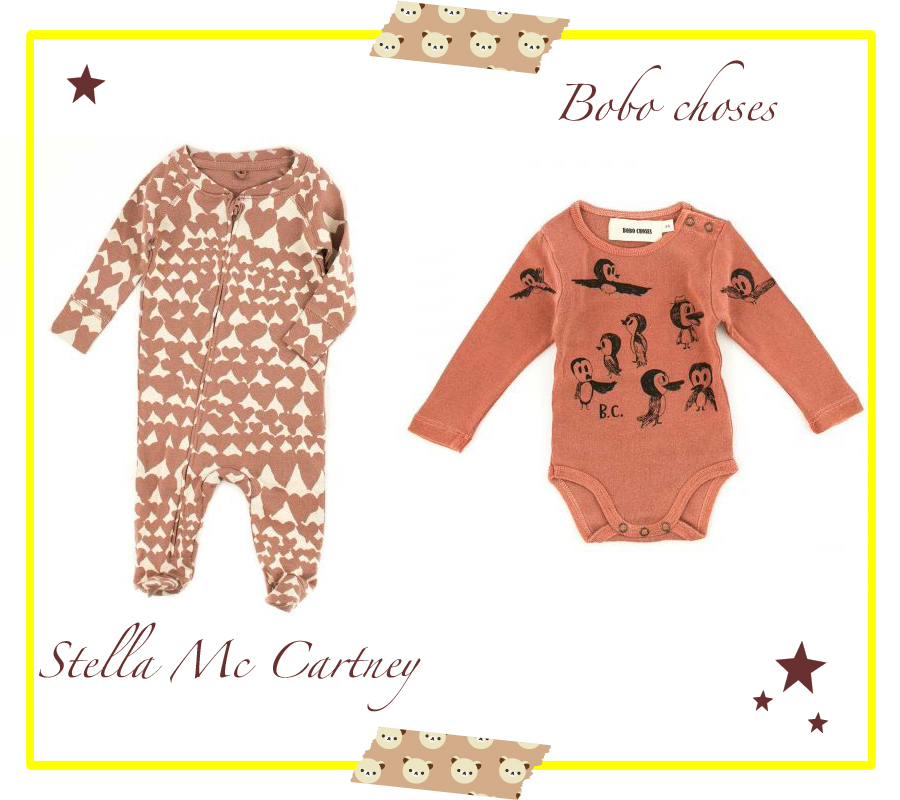 Jolis vêtements mixtes pour bébé surprise  Jolis vêtements mixtes pour bébé surprise  Jolis vêtements mixtes pour bébé surprise