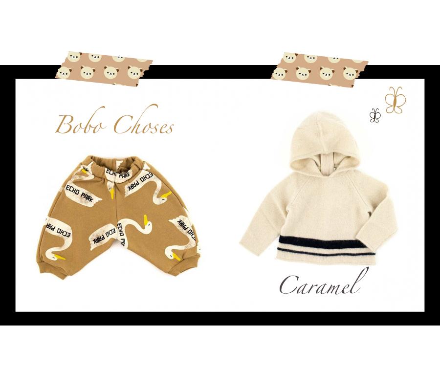 Jolis vêtements mixtes pour bébé surprise