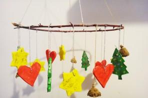 Le mobile de Noël avec Giotto
