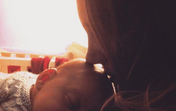 Les premiers mois de bébé entre le paradis et l'enfer