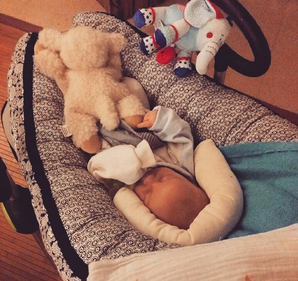 Astuces pour bébé pot de colle