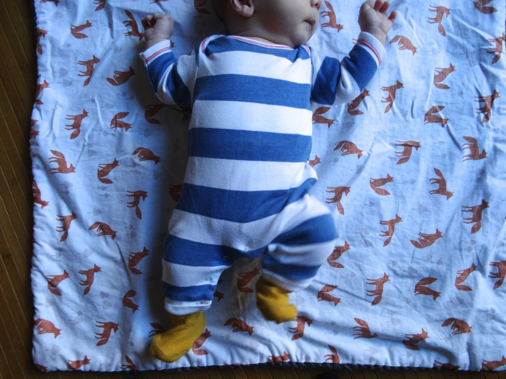 Les petites tenues de bebé Luciole