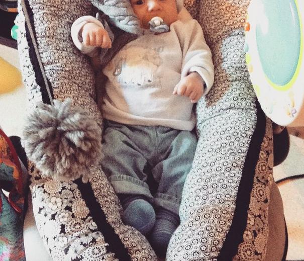 Bébé Luciole presque 3 mois :  j'aime, j'aime pas !