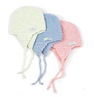 Super Doux véritable laine merino laine d/'agneau bébé nouveau-né Bottillons Bleu Naturel 0-12