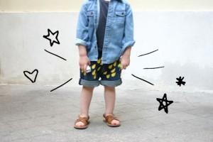 Les petites tenues home made