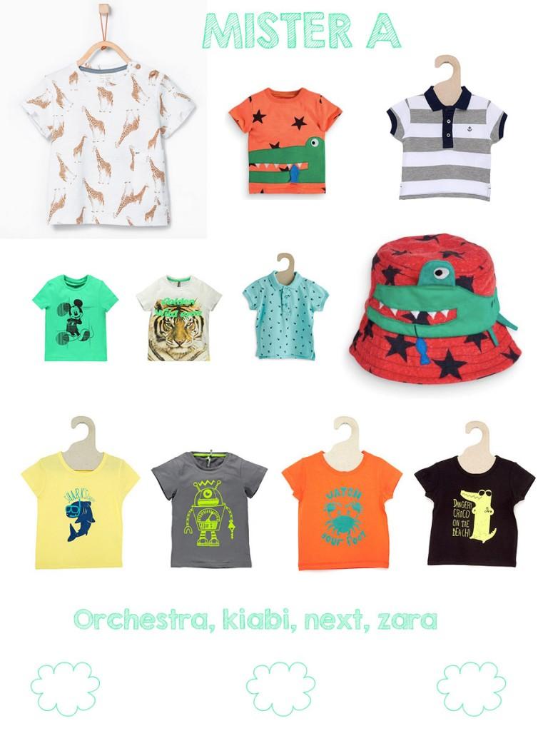 Sélection vêtements pour cet été !