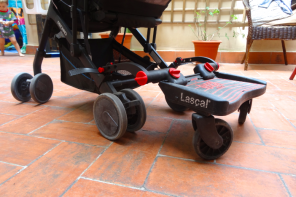 L'indispensable buggy board