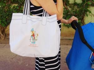 Le parfait sac de plage avec Rigolobo (concours)  Le parfait sac de plage avec Rigolobo (concours)  Le parfait sac de plage avec Rigolobo (concours)