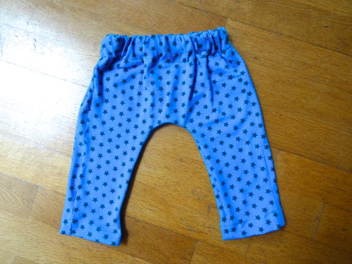 Tuto Petits leggings et sarouels