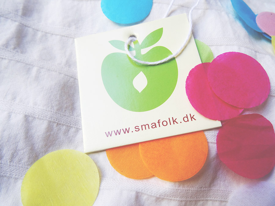 Les petites tenues de bb luciole avec SMAFOLK