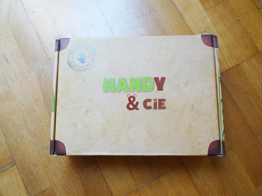 À la découverte de la box Handy and Cie