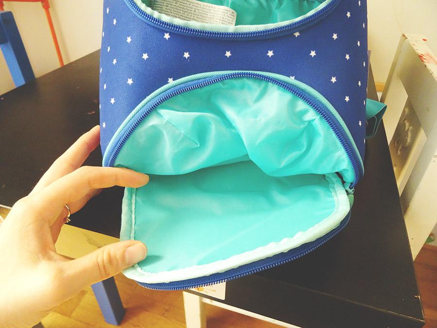 Un nouveau sac pour la rentrée