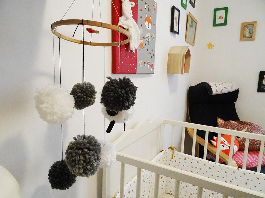 Bienvenue dans la chambre de bébé luciole