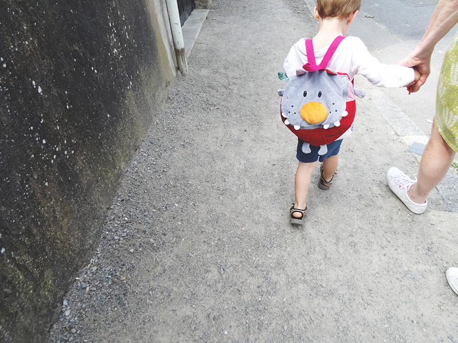 Le parfait petit sac d'été et pour la rentrée de Lilliputiens