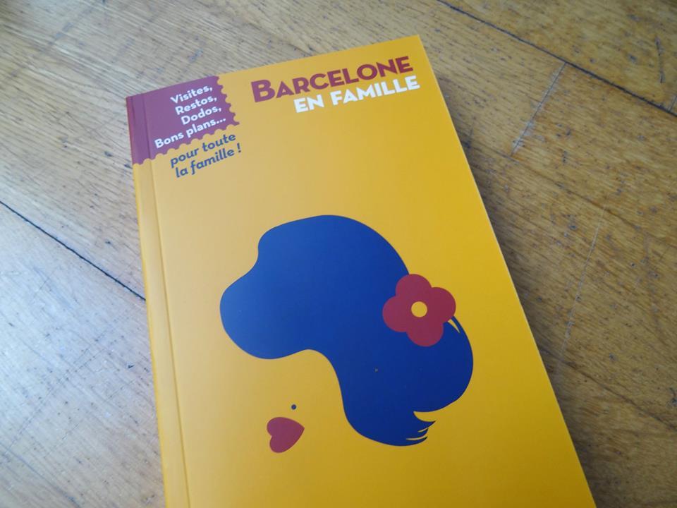 Barcelone en famille Éditions graine 2