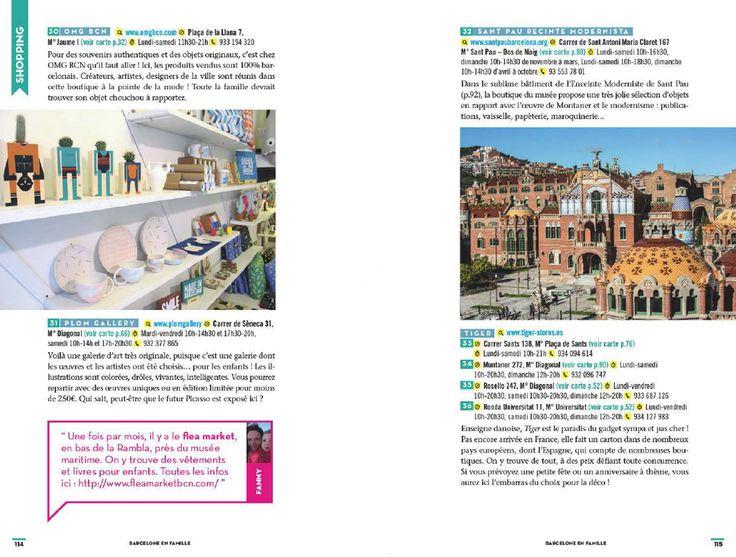 Barcelone en famille Éditions graine 2  Barcelone en famille Éditions graine 2  Barcelone en famille Éditions graine 2