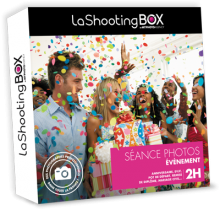 3 ans du blog avec shooting box