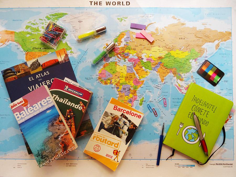 Voyage au bout du monde avec des petits, l'organisation !