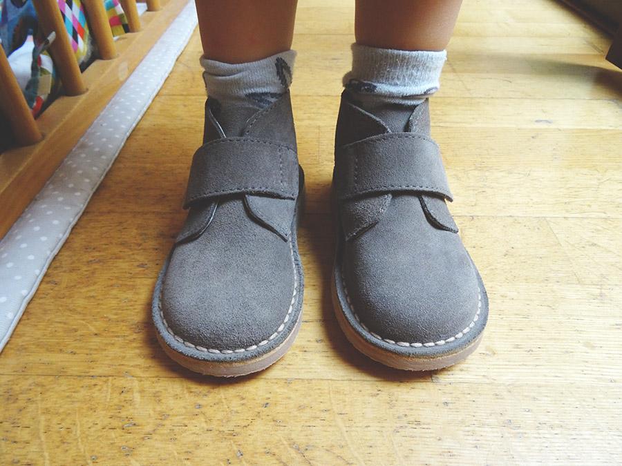 Des petits pieds en Pisamonas