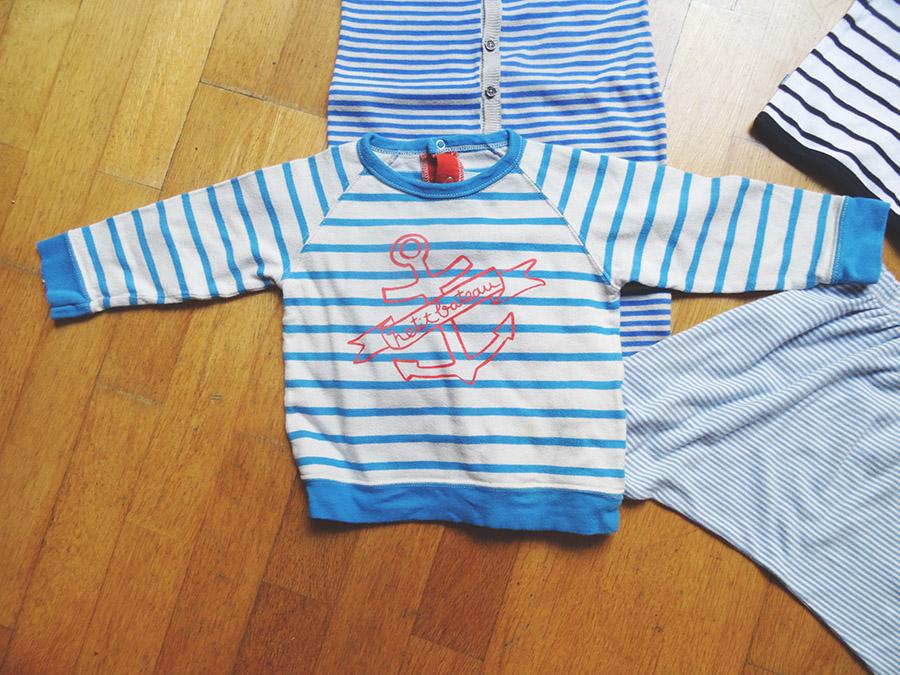 Les petites tenues de bebe luciole avec P'ti pouss  Les petites tenues de bebe luciole avec P'ti pouss