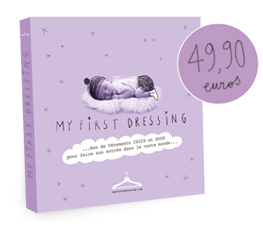My first dressing, un joli cadeau pour une jolie naissance  My first dressing, un joli cadeau pour une jolie naissance  My first dressing, un joli cadeau pour une jolie naissance