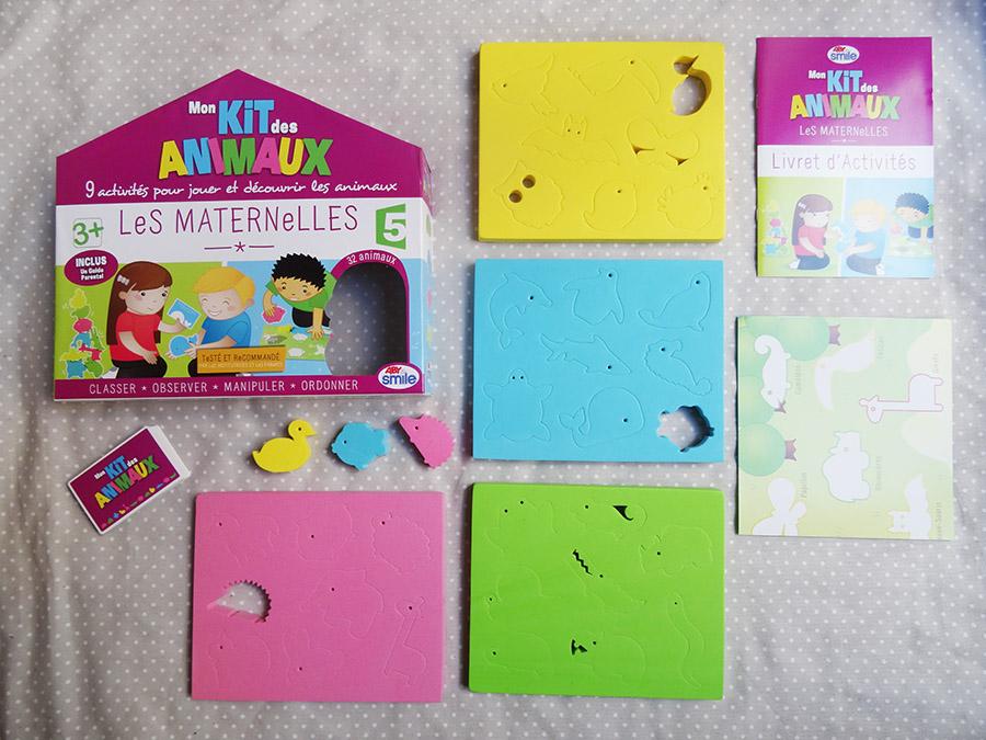Idées cadeaux : Mon kit des animaux  Idées cadeaux : Mon kit des animaux
