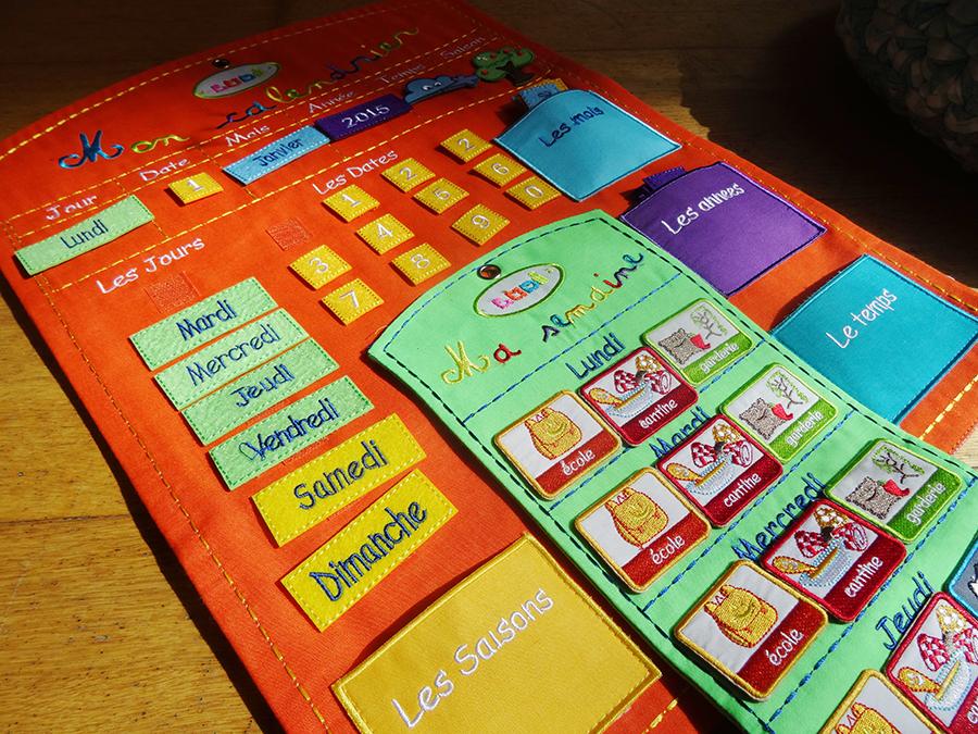Le calendrier semainier Ludi  Le calendrier semainier Ludi  Le calendrier semainier Ludi  Le calendrier semainier Ludi  Le calendrier semainier Ludi  Le calendrier semainier Ludi  Le calendrier semainier Ludi