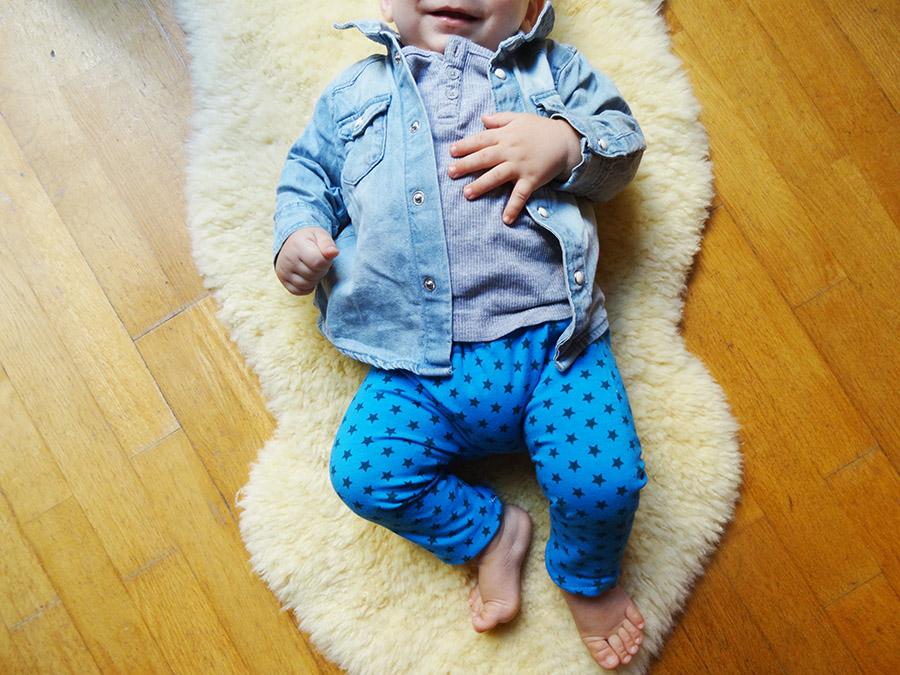 Les petites tenues de rentrée de bebe luciole