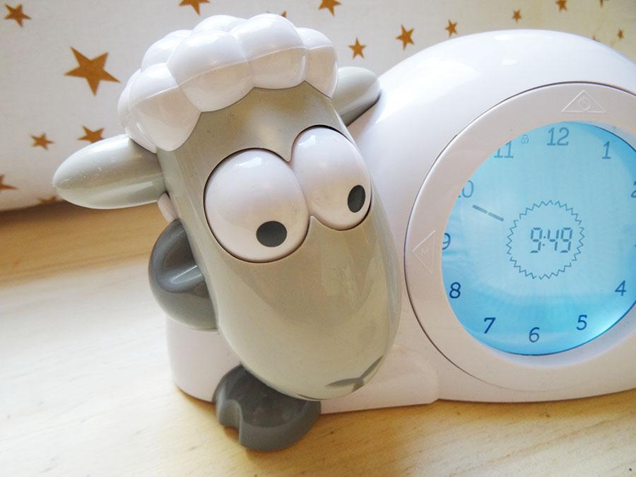 Sam le mouton réveil
