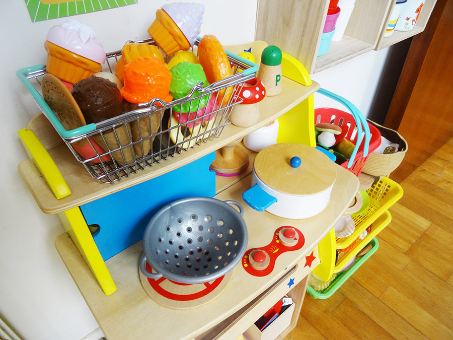 La petite cuisine de Mister A et bébé luciole