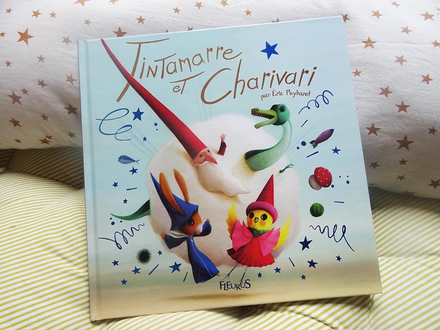 Dans la bibliothèque de Mister A - Tintamarre et Charivari  Dans la bibliothèque de Mister A - Tintamarre et Charivari